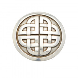 Celtic Knot Belt Buckle