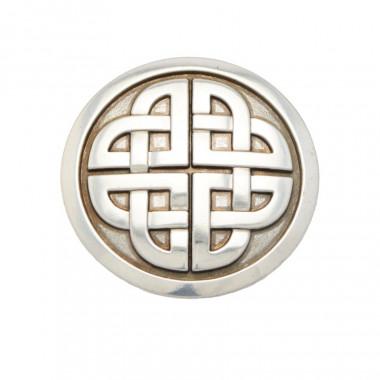 Celtic Knot Belt Buckle