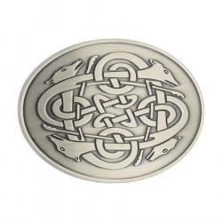 Boucle de Ceinture Celtique Cúchulainn