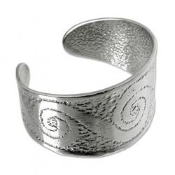 Bracelet Spirales Etain