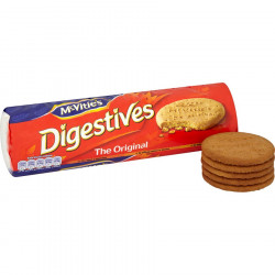 Digestive Wheatmeal McVities 400g