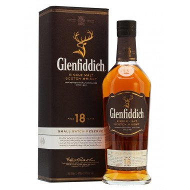 Glenfiddich 18 Years Old 70cl 40°