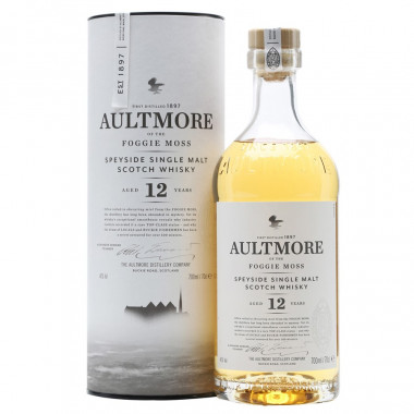 Aultmore 12 Years Old 70cl 46°