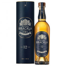 Royal Brackla 12 Ans 70cl 40°