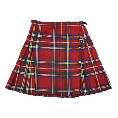 Party Kilt Royal Stewart Mini-Kilt
