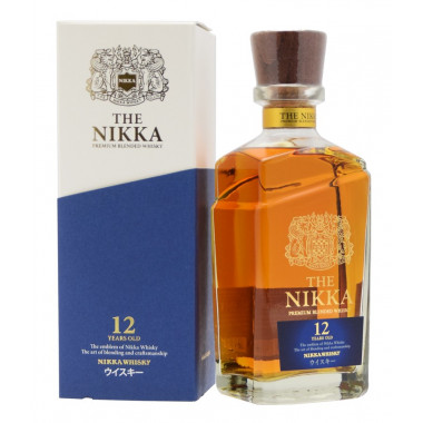 The Nikka 12 Years Old Premium Blend 70cl 43°
