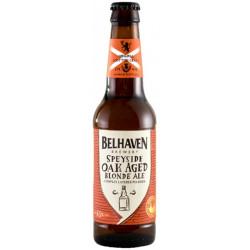 Belhaven Speyside Oak Aged Blonde Ale 33cl 6.5°