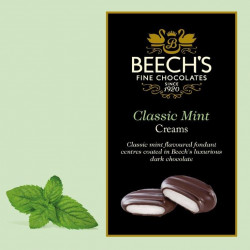 Chocolats Mint Creams Beech's 90g