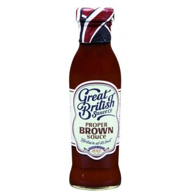Proper Brown Sauce Great British Sauce 315g