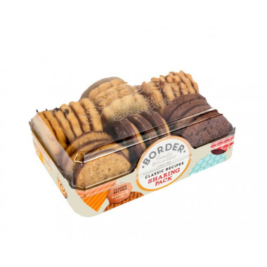 Biscuits Border Assortiment 400g