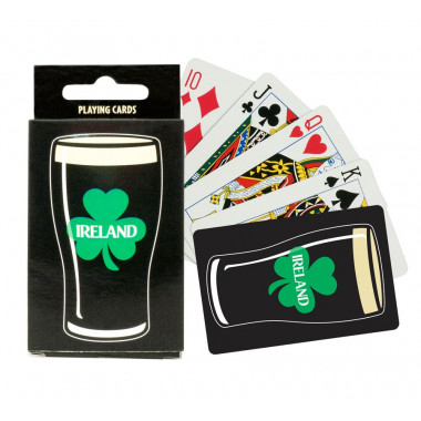 Jeu de Cartes Irish Stout