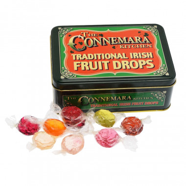 The Connemara Kitchen Traditional Irish Fruit Drops 150g