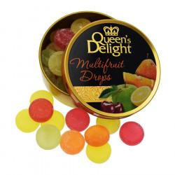 Multifruit Drops Queen's Delight 150g
