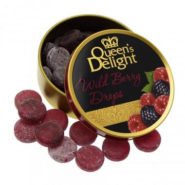 Wild Berry Drops Queen's Delight 150g