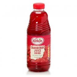 Jus de Cranberry Kelkin 1L