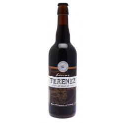 Bière Brune Terenez 75cl 7.5°