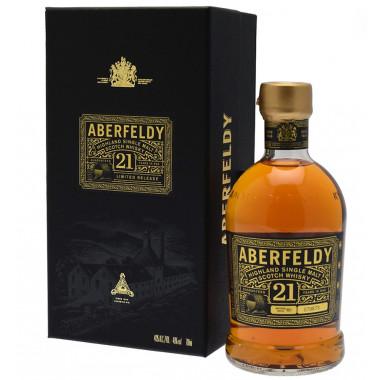 Aberfeldy 21 ans Edition Limitée 70cl 40°