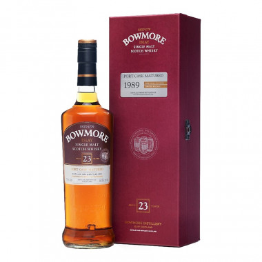 Bowmore 1989 23 Years-Old 70cl 50.8°