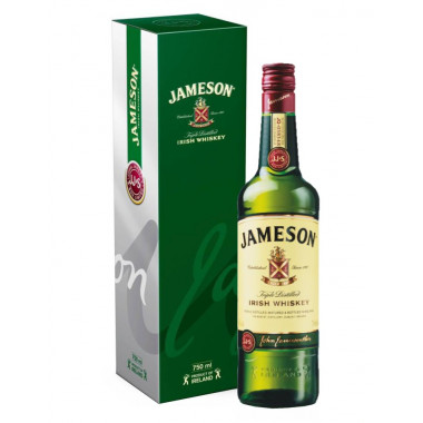 Jameson Irish Whiskey 70cl 40°