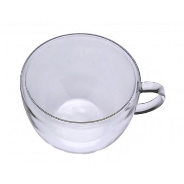 Mug Double Wall Glass 150ml