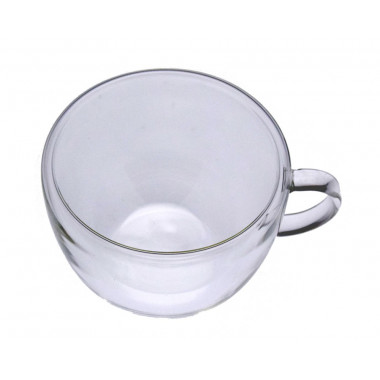 Mug en Verre Double Paroi 150ml