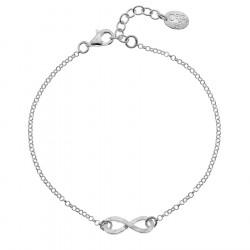 Bracelet Argent Infinity