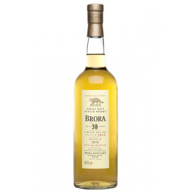 Brora 38 Years-Old 70cl 48.6°