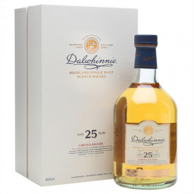 Dalwhinnie 25 ans 1989 Edition Limitée 70cl 48.8°