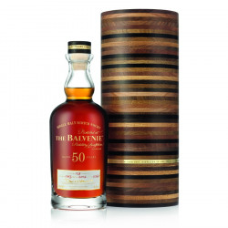 Balvenie 50 Years-Old 70cl 45.4° / 45.9°