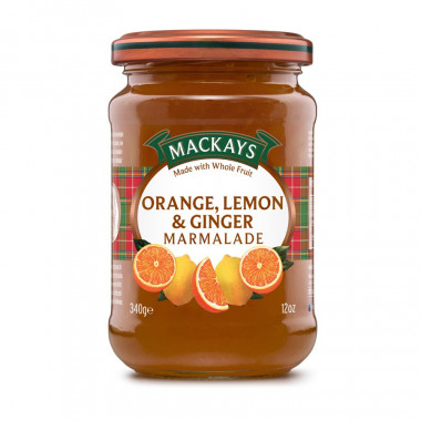 Orange & Lemon Marmalade Mackays 340g