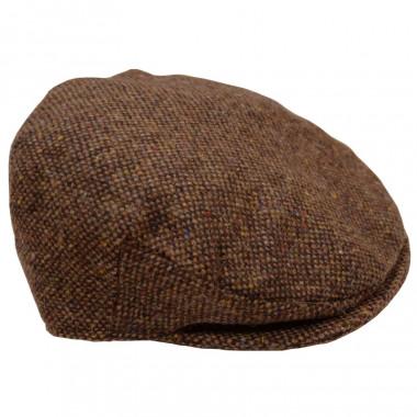 Casquette Tweed Marron Hanna Hats