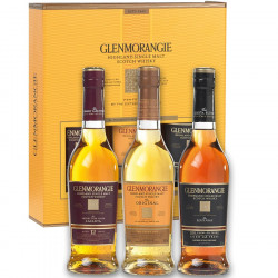 GLENMORANGIE Original/Quinta Ruban/Lasantha 3X35CL 43�