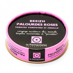 La Paimpolaise Pink Clams Tapas 100g