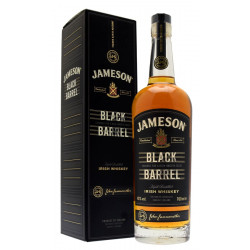 Jameson Black Barrel 70cl 40°