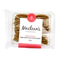 Oatcakes Mini Nature 150g
