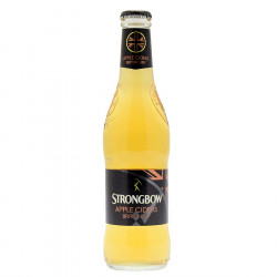Cidre Strongbow British Dry 33cl 5°