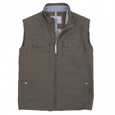 Out Of Ireland Earth Colour Vest