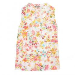 Out Of Ireland Sleeveless Flower Shirt