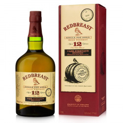 Redbreast 12 ans Cask Strength 70cl 57.2°