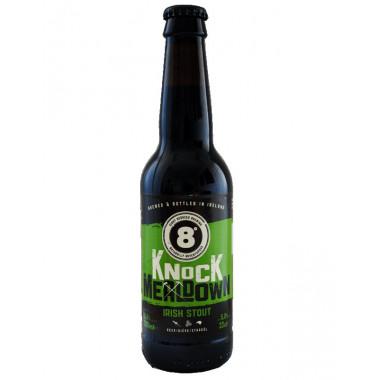 Knockmealdown Stout Eight Degrees 33cl 5°