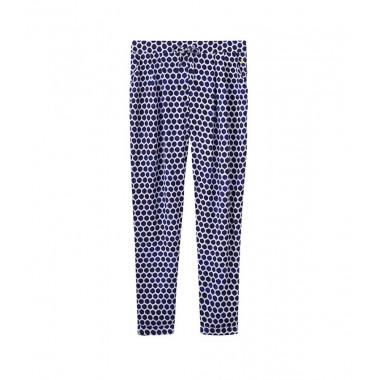Tom Joule Blue Dots Printed Pants