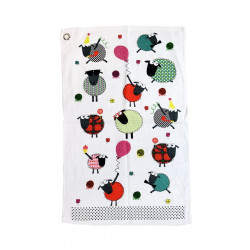 Party Time Cotton Tea Towel