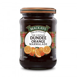 Orange Vintage Marmalade Mackays 340g