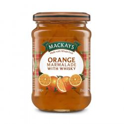 Orange and Whisky Marmelade Mackays 340g