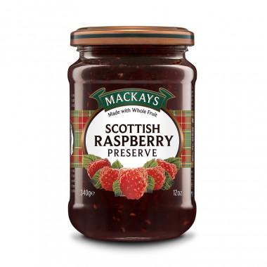 Raspberry Preserve Mackays 340g