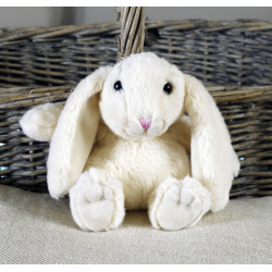 Lapin Bunny Crème 18 cm