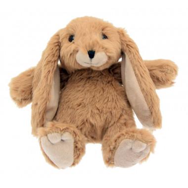 Brown Cuddly Bunny 18 cm