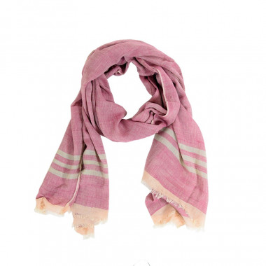 Out Of Ireland Red Scarf