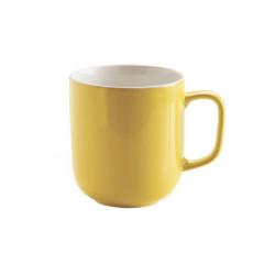 Bright Yellow Sandstone Mug 400ml