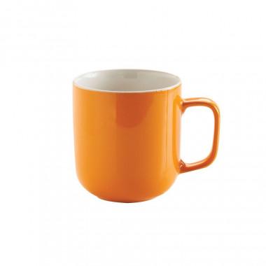 Bright Orange Sandstone Mug 400ml
